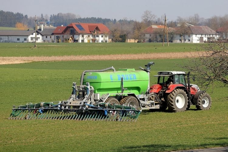 Types of Nitrogen Fertilizers